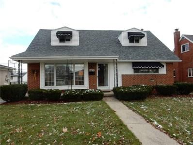 6632 Garling Drive, Dearborn Heights, MI 48127 - MLS#: 218112488