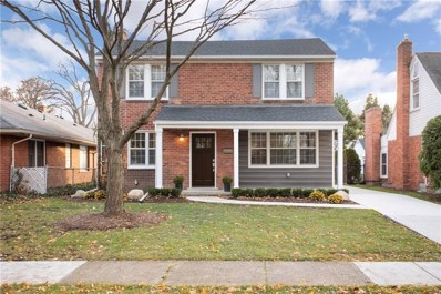 373 Hillcrest Avenue, Grosse Pointe Farms, MI 48236 - MLS#: 218112519