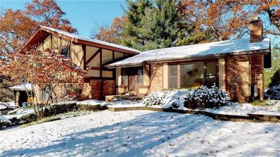 5121 Nob Hill Court, Bloomfield Twp, MI 48302 - MLS#: 218112617