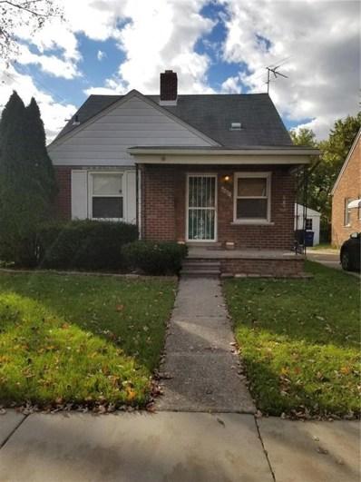 6301 Lodewyck Street, Detroit, MI 48224 - MLS#: 218112787