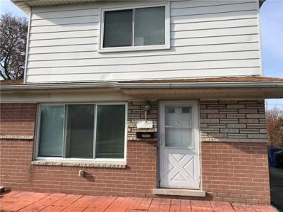 27445 Cosgrove Drive, Warren, MI 48092 - MLS#: 218112934