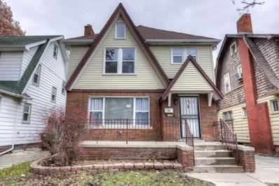 16568 Parkside Street, Detroit, MI 48221 - MLS#: 218112966