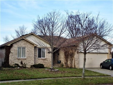 52153 Hickory Drive, Chesterfield Twp, MI 48047 - MLS#: 218113008