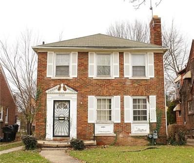 16735 Oakfield Street, Detroit, MI 48235 - MLS#: 218113030