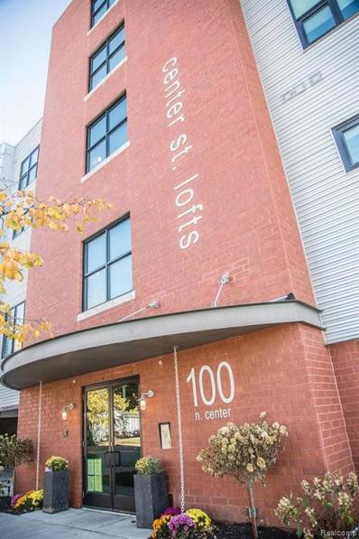 100 Center Street UNIT 203, Royal Oak, MI 48067 - MLS#: 218113311