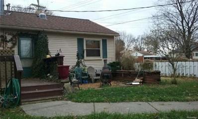 8125 Ogden Drive, Sterling Heights, MI 48314 - MLS#: 218113352