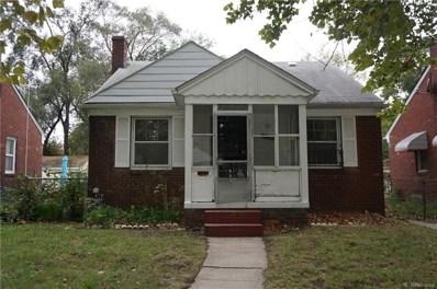 19309 Avon Avenue, Detroit, MI 48219 - MLS#: 218113483