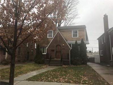 19945 Warrington Drive, Detroit, MI 48221 - MLS#: 218113493
