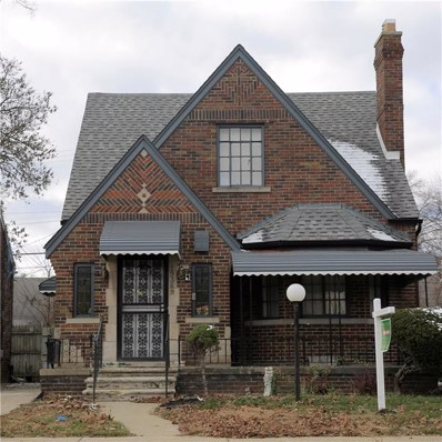 19369 Indiana Street, Detroit, MI 48221 - MLS#: 218113510