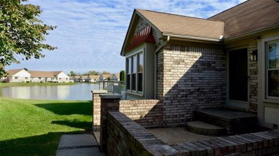 20899 Riverbend Dr S, Clinton Twp, MI 48038 - MLS#: 218113511