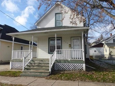 206 S 5TH Street, St Clair, MI 48079 - MLS#: 218113566