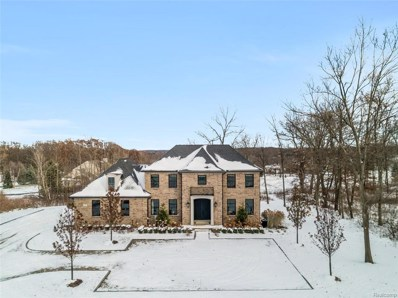 5903 Saratoga Drive, Oxford Twp, MI 48371 - MLS#: 218113612