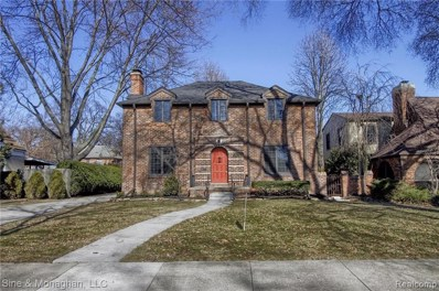 524 Barrington Road, Grosse Pointe Park, MI 48230 - MLS#: 218113751