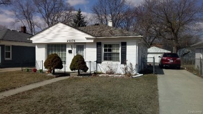 25074 Colgate Street, Dearborn Heights, MI 48125 - MLS#: 218114003