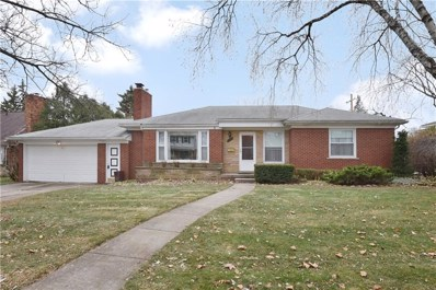 4003 Auburn Drive, Royal Oak, MI 48073 - MLS#: 218114039