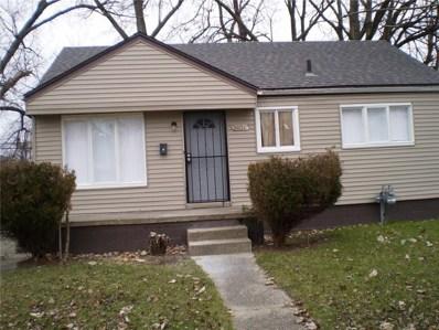 20120 Mendota Street, Detroit, MI 48221 - MLS#: 218114089