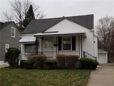 1906 Westgate Avenue, Royal Oak, MI 48073 - MLS#: 218114131