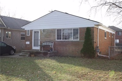 5907 Kingsbury Street, Dearborn Heights, MI 48127 - MLS#: 218114196