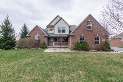 137 Willow Lake Drive, Oxford Twp, MI 48371 - MLS#: 218114217
