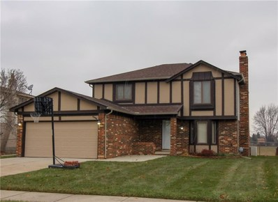 4955 Peachtree Drive, Sterling Heights, MI 48310 - MLS#: 218114315