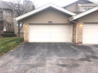 21032 Boulder Circle UNIT 606, Northville, MI 48167 - MLS#: 218114424