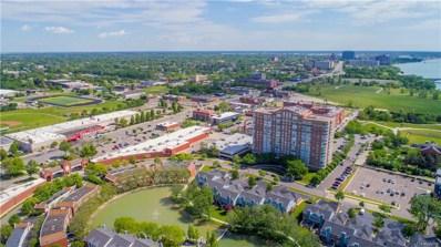 250 E Harbortown Drive UNIT 1305, Detroit, MI 48207 - MLS#: 218114508