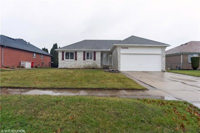 52868 Turnberry Drive, Chesterfield Twp, MI 48051 - MLS#: 218114521