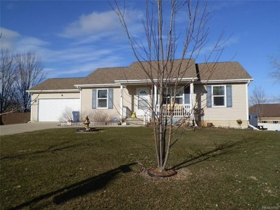 9214 Jill Marie Lane, Swartz Creek, MI 48473 - MLS#: 218114616