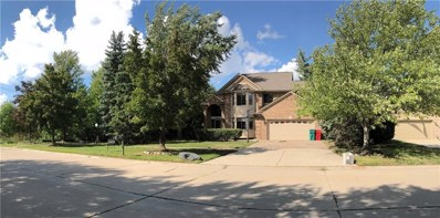 16601 Huntington Woods Drive, Macomb Twp, MI 48042 - MLS#: 218114641