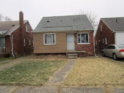 7437 Braile Street, Detroit, MI 48228 - MLS#: 218114648