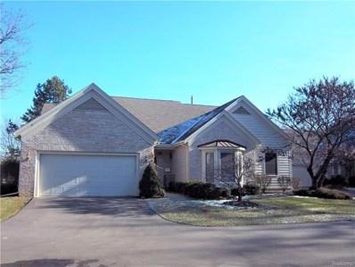29420 Woodfield Court UNIT 18, Farmington Hills, MI 48331 - MLS#: 218114753