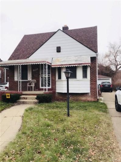 19497 Stoepel Street, Detroit, MI 48221 - MLS#: 218114869