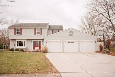 1052 Cutler Circle, Pittsfield Twp, MI 48176 - MLS#: 218114936