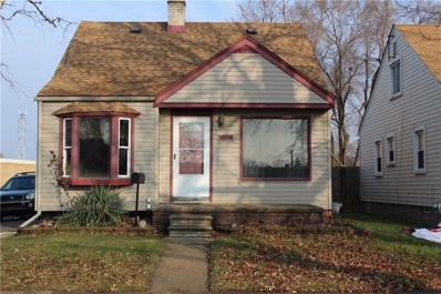 1866 Detroit Avenue, Lincoln Park, MI 48146 - MLS#: 218114987