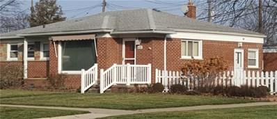 2175 Pinetree Drive, Trenton, MI 48183 - MLS#: 218115006