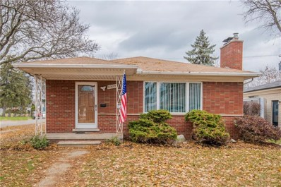 8309 Warren Boulevard, Center Line, MI 48015 - MLS#: 218115017