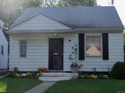 19509 Rutherford Street, Detroit, MI 48235 - MLS#: 218115107