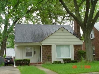 17694 Sunderland Road, Detroit, MI 48219 - MLS#: 218115143