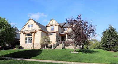 3133 Estate View Court, Commerce Twp, MI 48382 - MLS#: 218115163