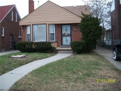 18920 Kentucky, Detroit, MI 48221 - MLS#: 218115315