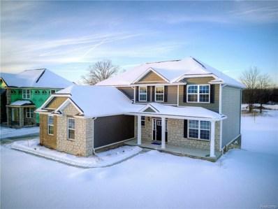 2237 Walnut View Drive (Homesite 49), Hartland Twp, MI 48843 - MLS#: 218115330