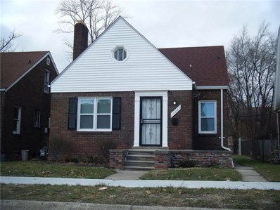 15889 Pinehurst Street, Detroit, MI 48238 - MLS#: 218115353