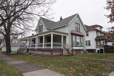 203 Poplar Street, Wyandotte, MI 48192 - MLS#: 218115440