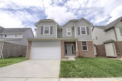 47571 Viola Lane, Chesterfield Twp, MI 48047 - MLS#: 218115494