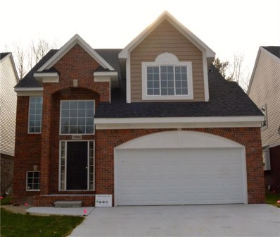 13814 Grandeur Avenue E, Shelby Twp, MI 48315 - MLS#: 218115496