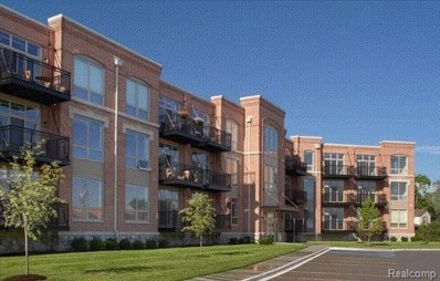 101 S Union Street UNIT 109, Plymouth, MI 48170 - MLS#: 218115497