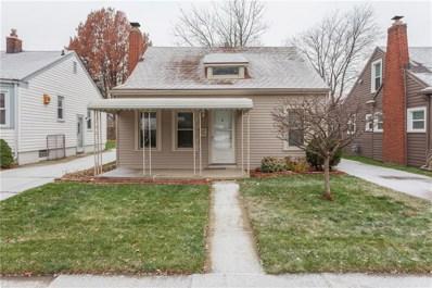 3620 Campbell Street, Dearborn, MI 48124 - MLS#: 218115583