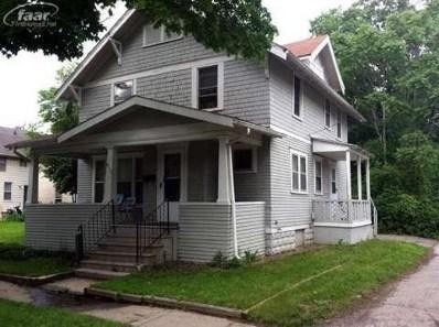 913 E 2ND Street, Flint, MI 48503 - MLS#: 218115589