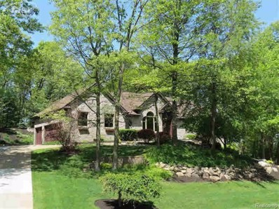 11365 Bancroft Court, Tyrone Twp, MI 48430 - MLS#: 218115615