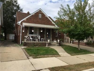 6101 Mead Street, Dearborn, MI 48126 - MLS#: 218115675